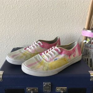 like new marbled lo pro vans